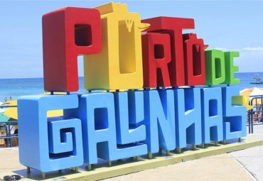 portodegalinhas logotipo arte
