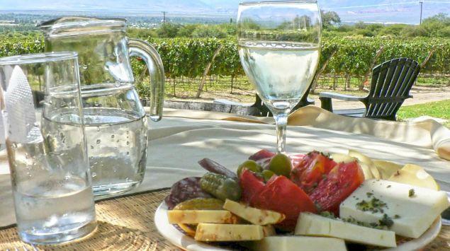 Delicie-se pela Rota do Vinho no Chile